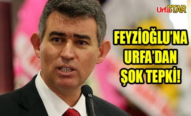 Urfalı avukat, Feyzioğlu'na tepki gösterip istifa etti