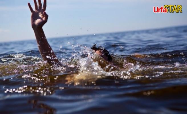 Biri boğuldu, biri kurtarıldı!