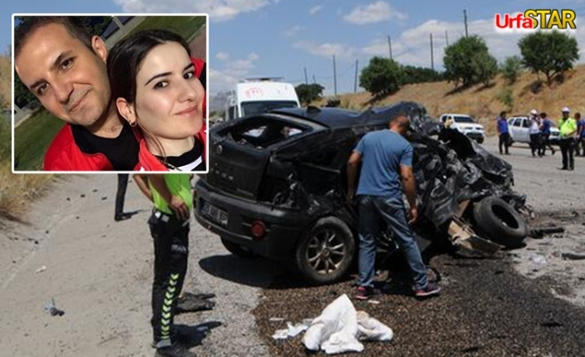 Korkunç kazada Urfalı aile yok oldu