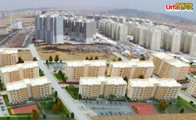 TOKİ, Urfa'da iş yeri satıyor