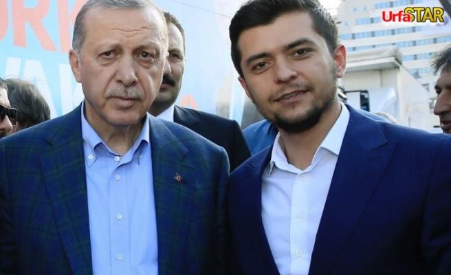 AK Parti'de yeni gençlik kolları başkanı belli oldu