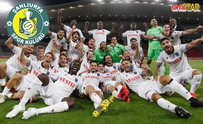 Urfaspor kardeş kulübü kutladı