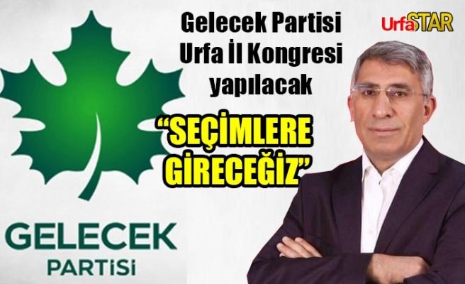 Yeşil, Gelecek Partisi'nin hedefini açıkladı
