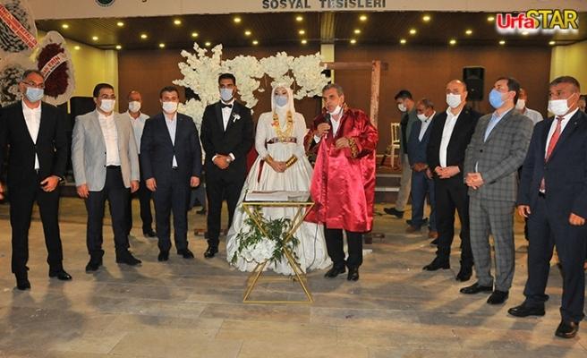 Aksoy ve Şahin ailelerinin mutlu günü...