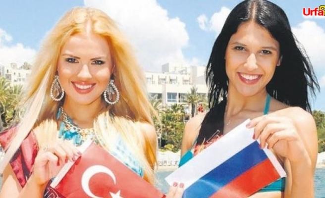 Aldatmak için Türkiye'yi tercih ediyorlar