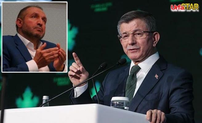 Davutoğlu'dan Aziz Hoca için başsağlığı telefonu