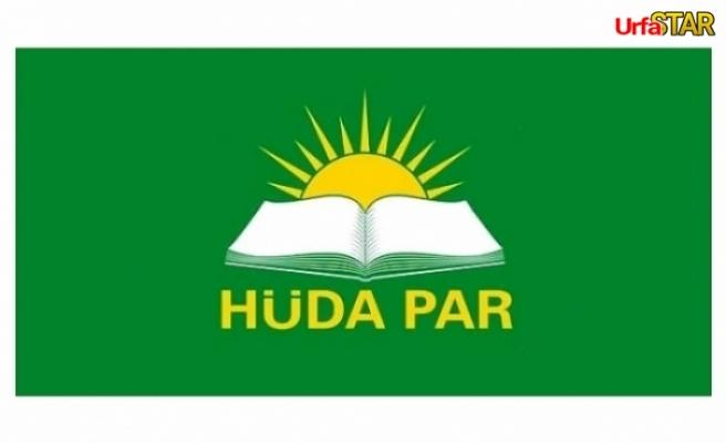 HÜDA PAR'ın Haliliye İlçe başkanı güven tazeledi