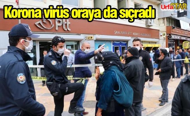 Sarayönü PTT Şubesi kapatıldı...