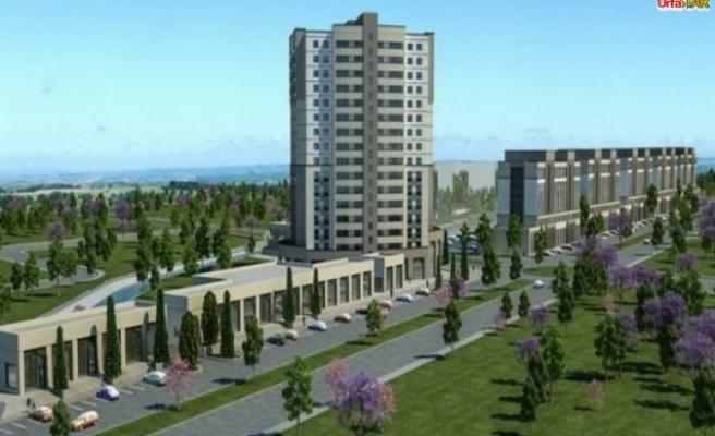 TOKİ Urfa'da 144 iş yerini satışa çıkardı