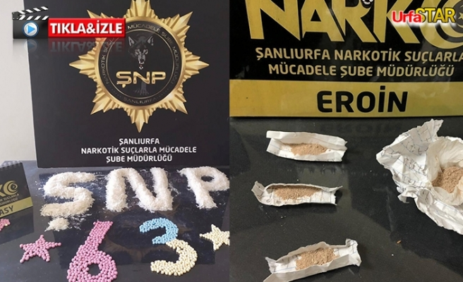Urfa'da eş zamanlı operasyon: 17 gözaltı