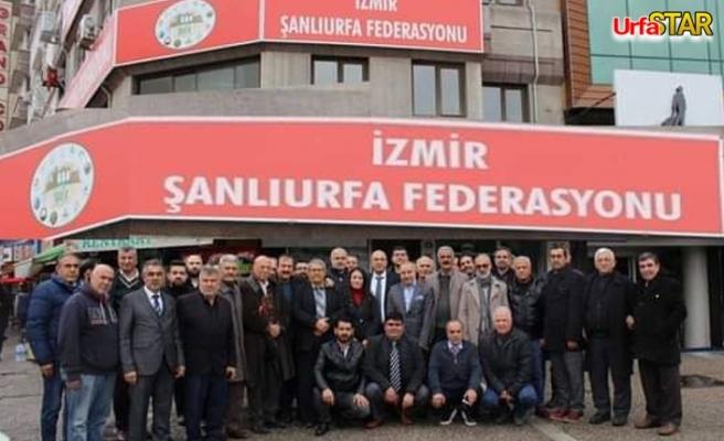 Urfa'nın kültürü İzmir'de yaşatılıyor...