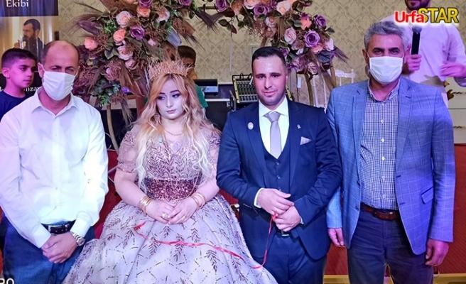 Urfalı Gazi evliliğe ilk adımını attı