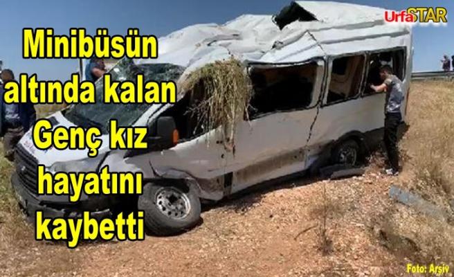 Çamlıdere'de feci kaza!