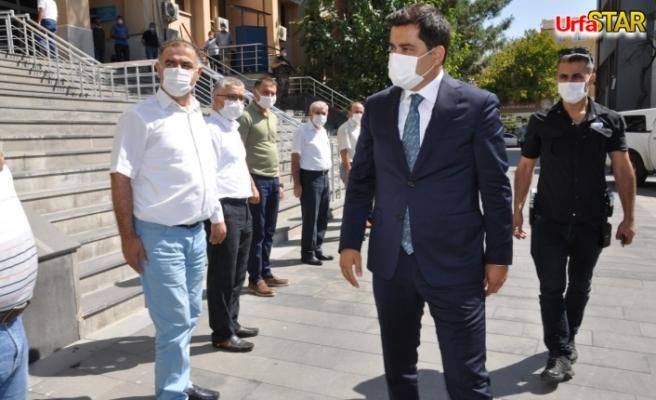 Çelik, Diyarbakır'da ki zorlu görevine başladı...