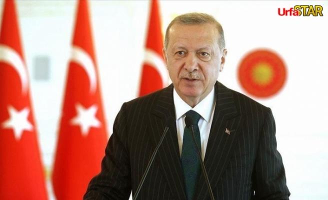 Erdoğan, Urfa'yı da ilgilendiren açılışta konuştu...