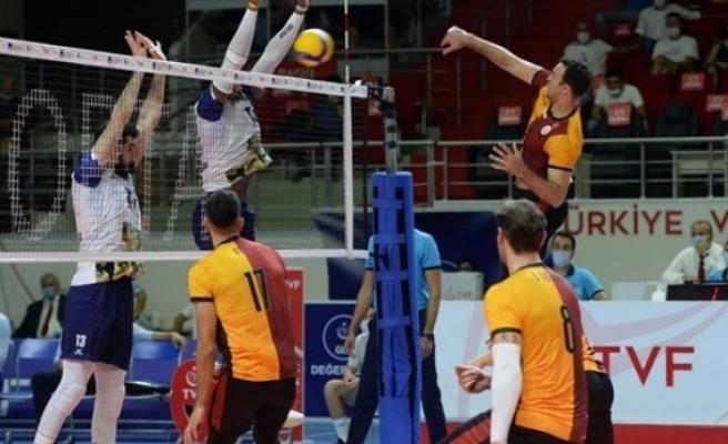 Urfa ekibi Galatasaray'a boyun eğdi