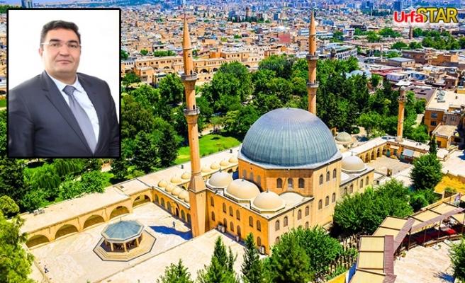 Urfa'ya başkan olarak atandı...