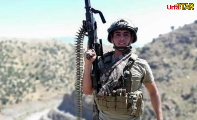 Urfalı Uzman Çavuş hayatını kaybetti