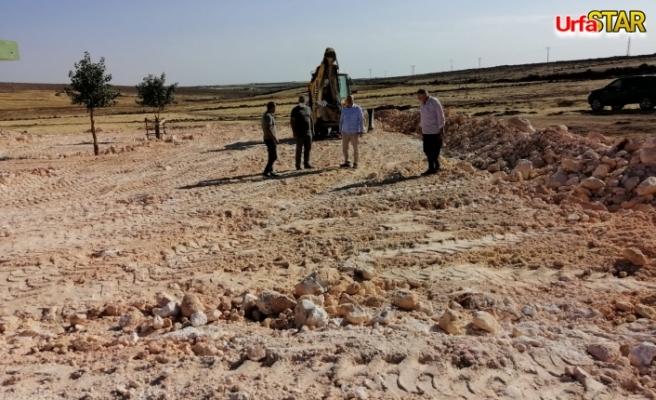 Viranşehir'de çalışmalar tam gaz sürüyor