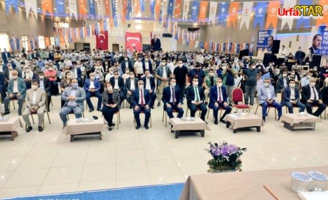 Viranşehir'de Tekin'in listesinde kimler var