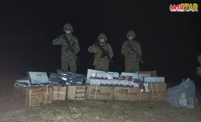 Hudut Kartalları, Urfa'da ele geçirdi