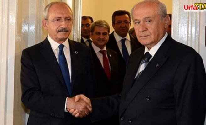 Kılıçdaroğlu'ndan Bahçeli'ye: 'ülkeyi seçime götür'