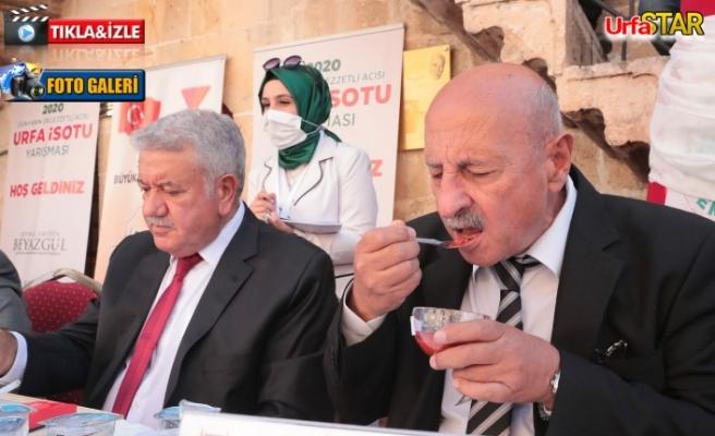 Urfa'da En tatlı acı seçildi