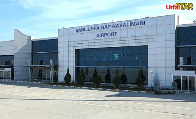 Urfa Havaalanıyla ilgili flaş gelişme!