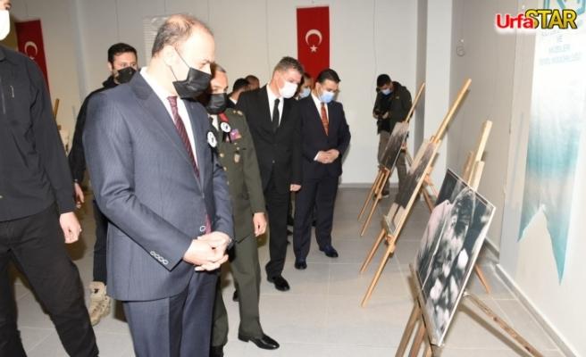 Atatürk Sergisi Şanlıurfa Müzesinde...