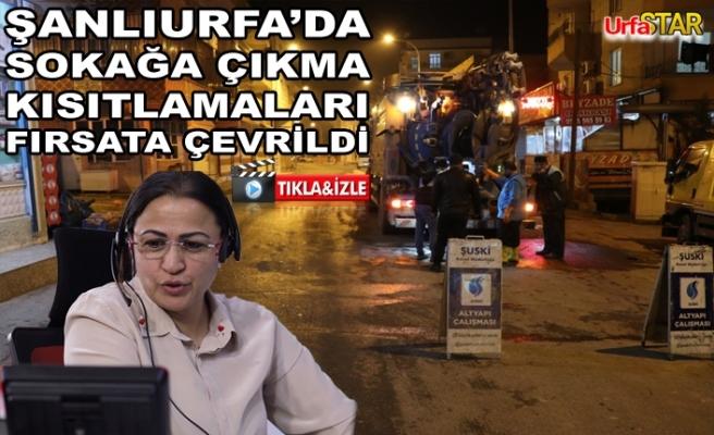 Büyükşehir Belediyesi yasaklı saatlerde ful çalıştı