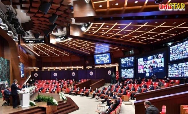Diyarbakırlı Başkan, Urfa'nın sorununu gündeme getirdi