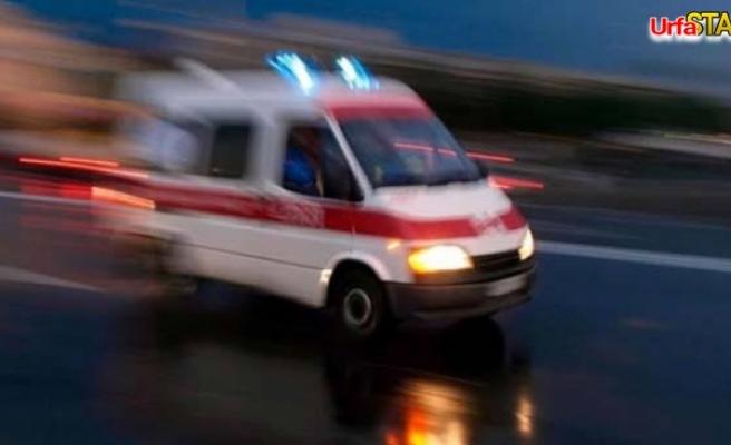 Sanayi bölgesinde feci ölüm