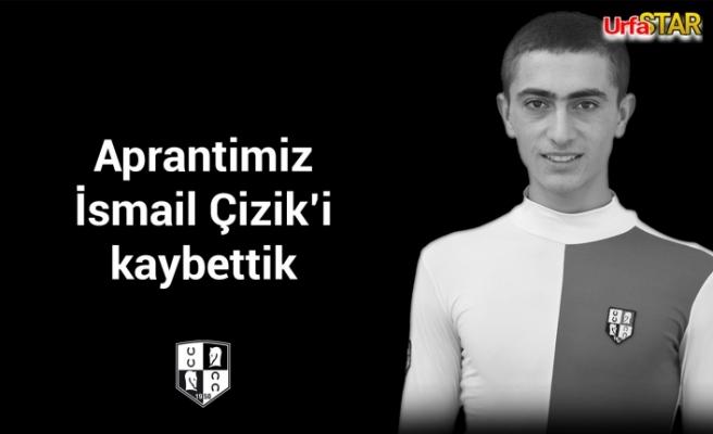 TJK, Urfalı Apranti için başsağlığı mesajı yayınladı
