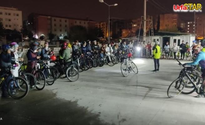 URBİT'ten 'Ata'ya Saygı' Bisiklet Turu