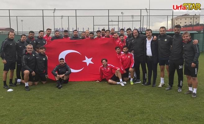 Urfaspor kupa sınavına çıkıyor