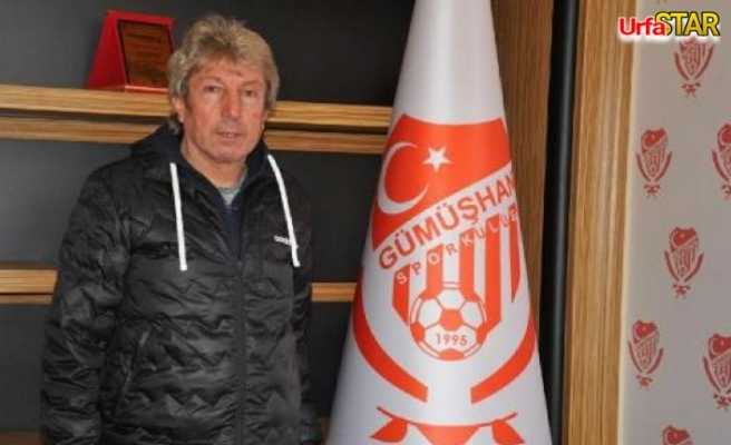 Urfaspor'un rakibi yeni hocasını buldu
