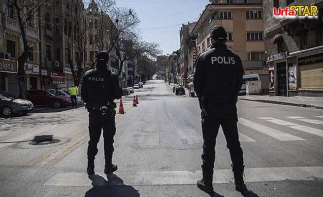 Türkiye geneli 35 Bin 544 kişiye ceza kesildi!