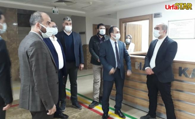 Urfa'da aşı için hazırlıklar tamam