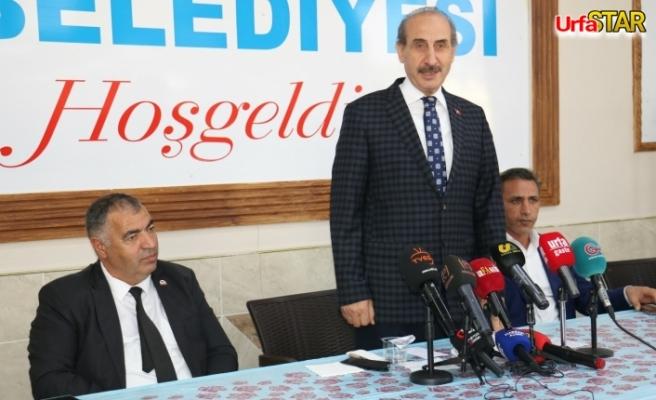 Gazetecilerle buluşan Yalçınkaya'dan flaş açıklamalar