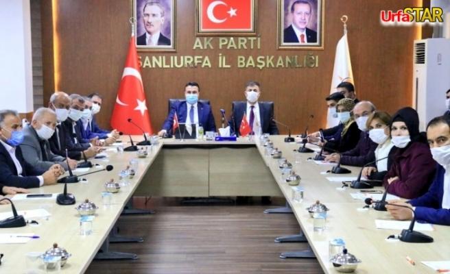 Halef ve Selef komisyonu kurdular.