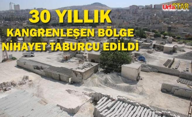 Süleymaniye Mahallesi gürültüden kurtuldu!