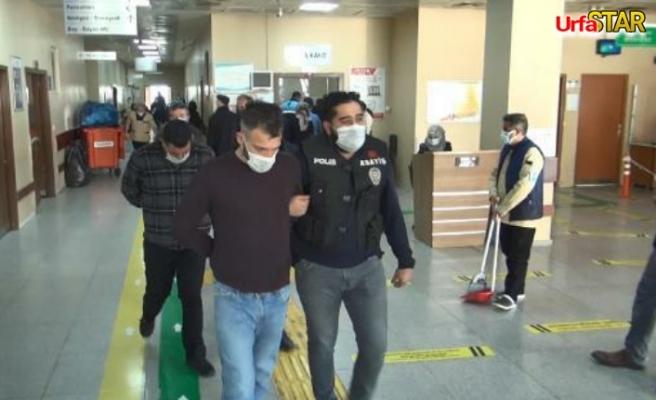 Urfa'da alacak verecek olayında 5 kişi tutuklandı