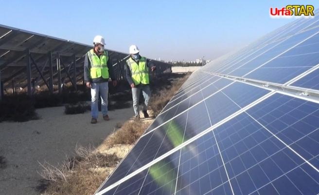 Urfa'da GES projesi önemli ölçüde tasarruf sağlıyor