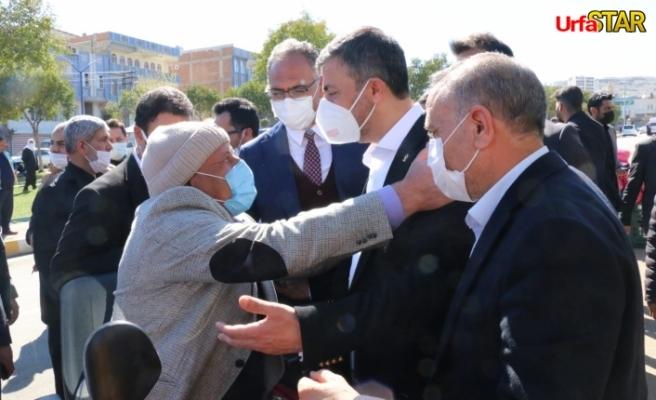 AK Parti teşkilatı Urfa'da tam kadro sahaya indi