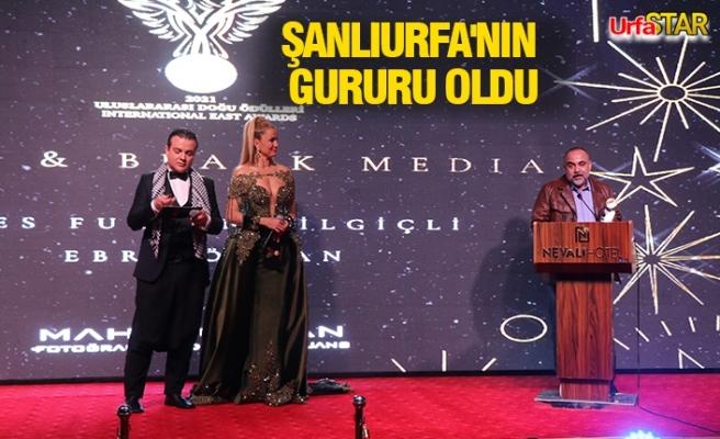 Bülbül'e En Başarılı İş İnsanı Ödülü
