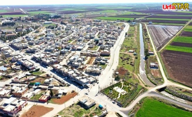Büyükşehir Harran'da projeye başlıyor