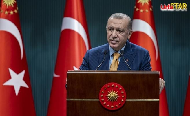 Erdoğan İnsan Hakları Eylem Planı'nı açıkladı