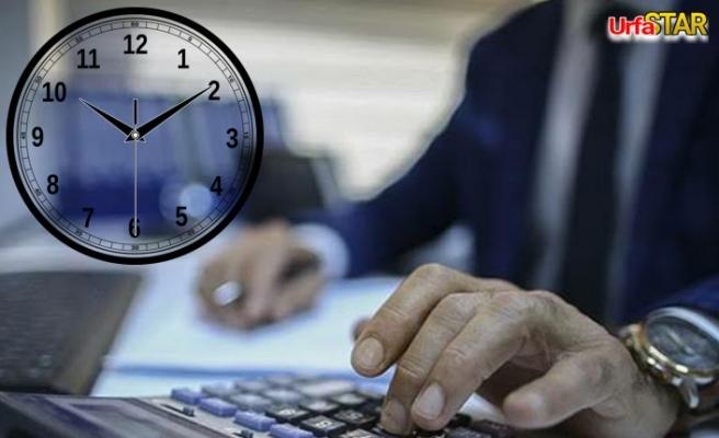 Kamu kurumlarda çalışma saatleri nasıl olacak?