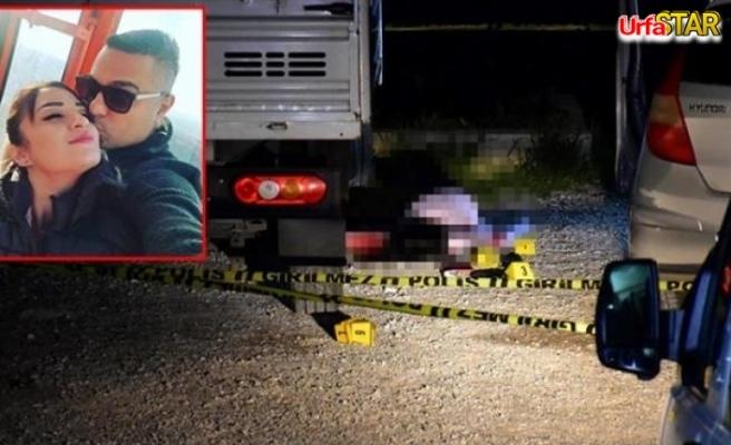 Polis, sevgilisini öldürdükten sonra intihar etti!