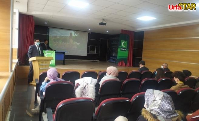 Urfa'da 800 rehber öğretmene eğitim verilmeye başlandı